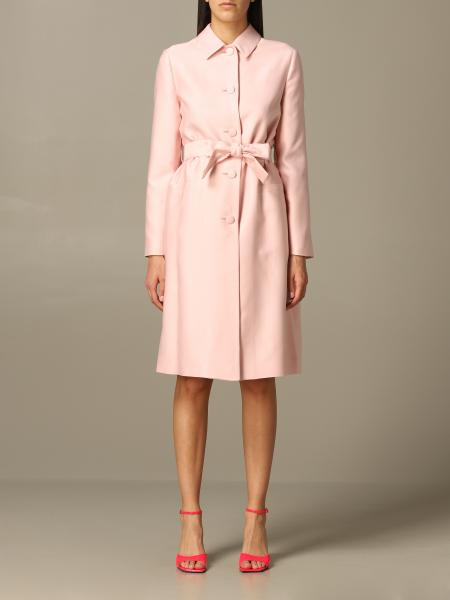 Cappotto Be Blumarine in shantung