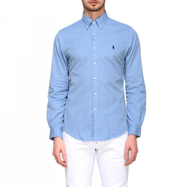 Polo Ralph Lauren Hemd mit Button-Down-Kragen