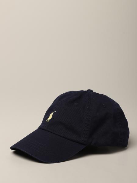 Cappello Polo Ralph Lauren stile baseball con logo
