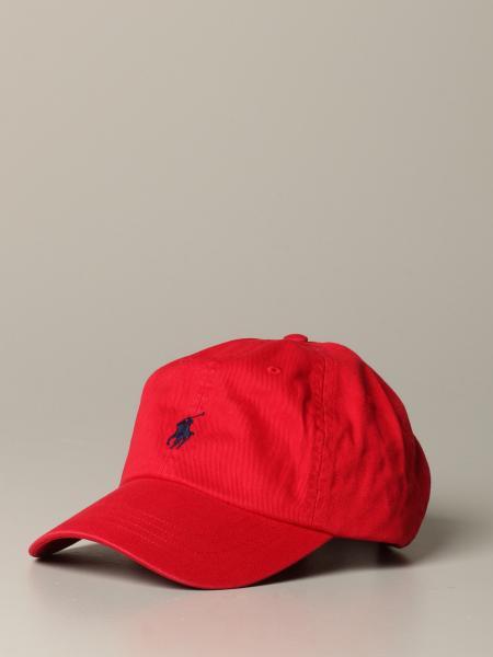 Casquette style baseball Polo Ralph Lauren avec logo