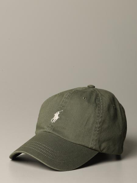 Cappello Polo Ralph Lauren con logo