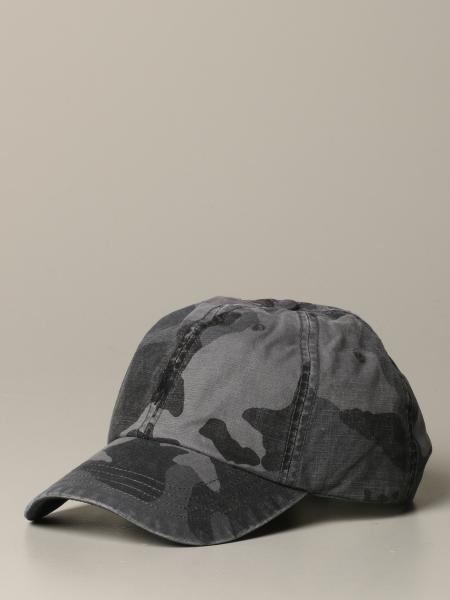 Cappello Polo Ralph Lauren con stampa camouflage