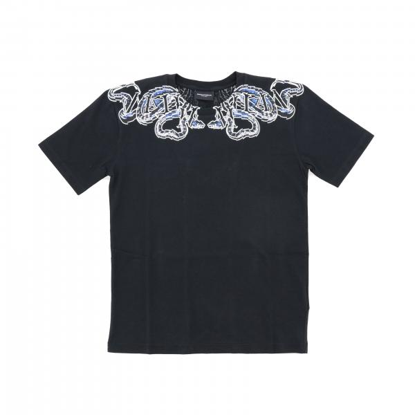 Short-sleeved Marcelo Burlon t-shirt with snake print