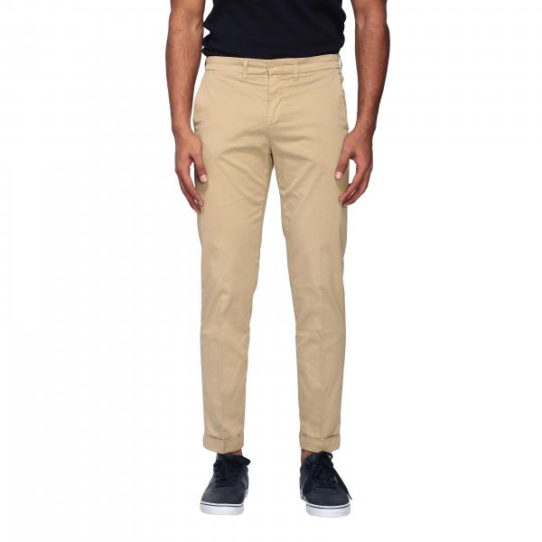 Pantalone Fay in gabardine stretch