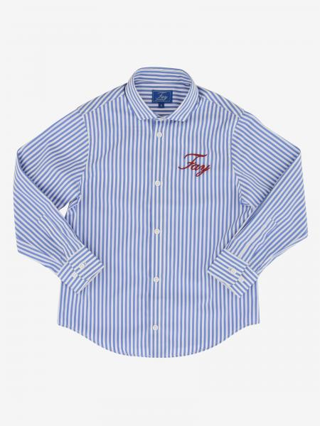 Fay shirt with French collar