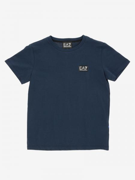 T-shirt EA7 con big logo