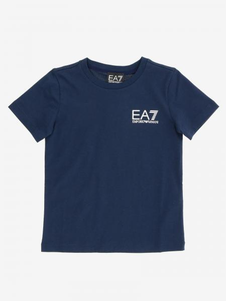 T-shirt kids Ea7