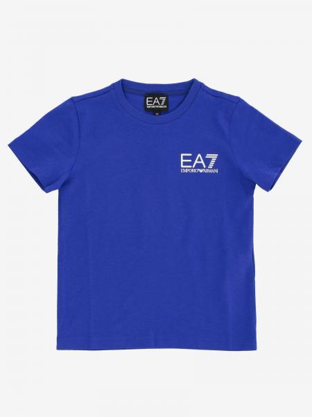 Camiseta niños Ea7