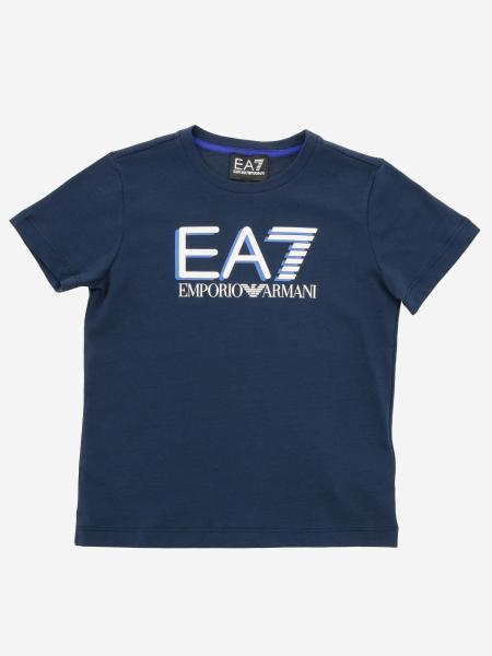 T-shirt EA7 con stampa logo