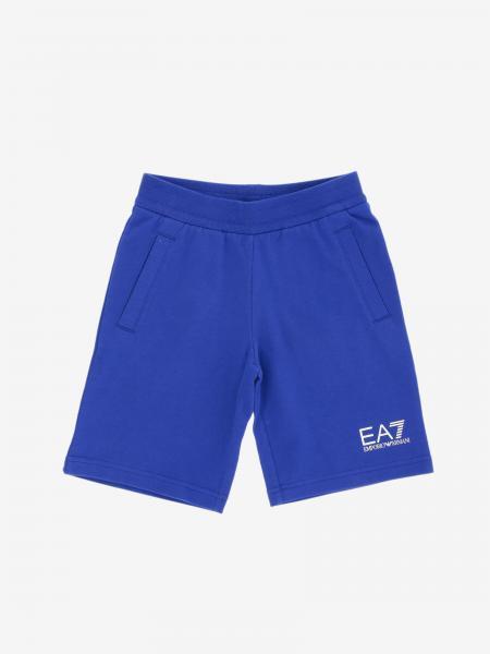 Pantalón corto niños Ea7