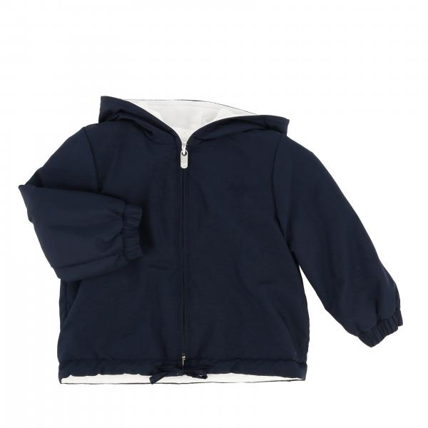 Il Gufo jacket with hood