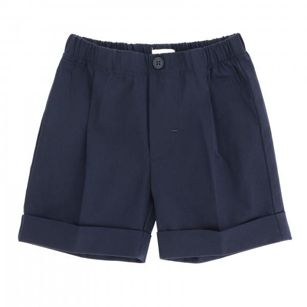 Il Gufo Shorts in Popeline