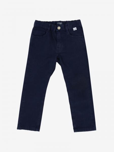 Pantalone Il Gufo in cotone