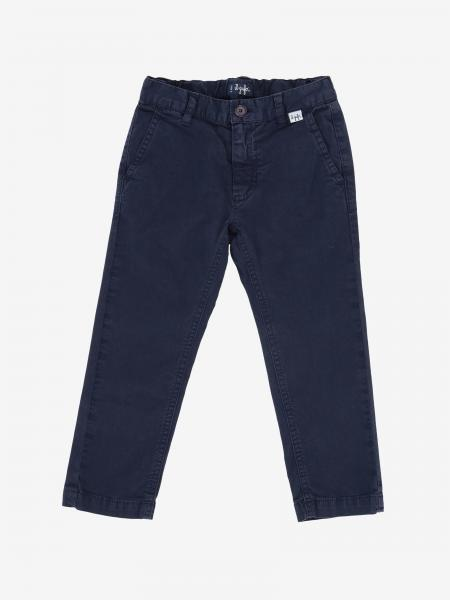 Il Gufo cotton trousers