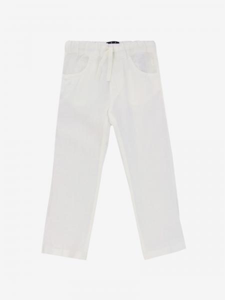 Il Gufo linen trousers