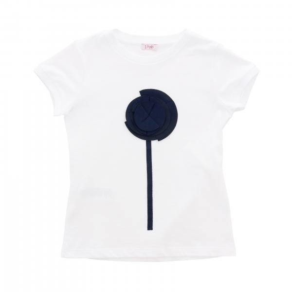 Il Gufo short-sleeved t-shirt with big application
