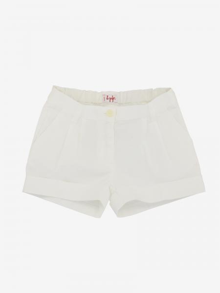 Pantaloncino Il Gufo in cotone