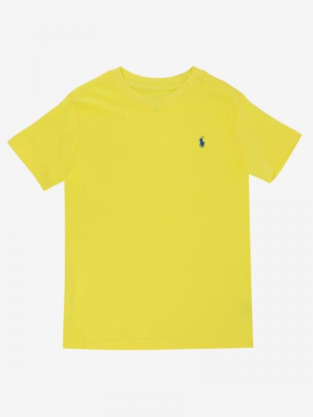 T-shirt Polo Ralph Lauren Boy con logo