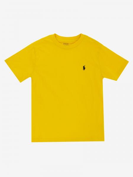 Polo Ralph Lauren Boy logo T恤