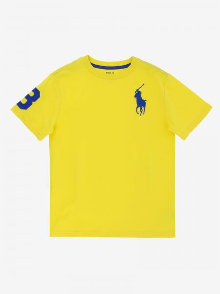 T-shirt Polo Ralph Lauren Boy avec logo