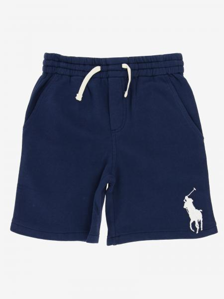 Polo Ralph Lauren Boy short avec logo