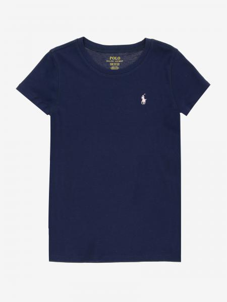 Polo Ralph Lauren Girl 基本款T恤