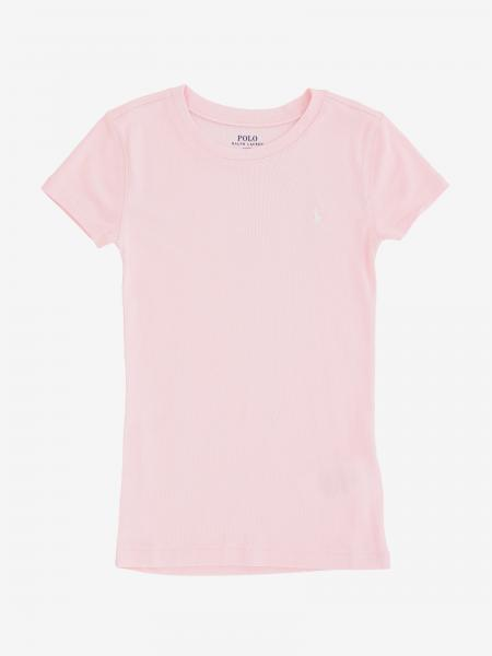 T-shirt Polo Ralph Lauren Girl basic