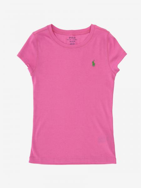 T-shirt enfant Polo Ralph Lauren Girl