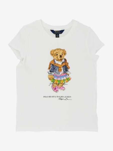 T-shirt kids Polo Ralph Lauren Girl