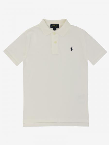 Polo Polo Ralph Lauren Kid avec logo brodé