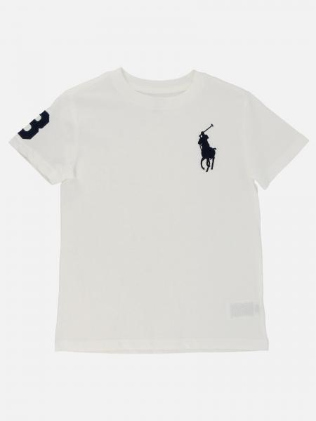 Polo Ralph Lauren Kid T-Shirt mit Logo