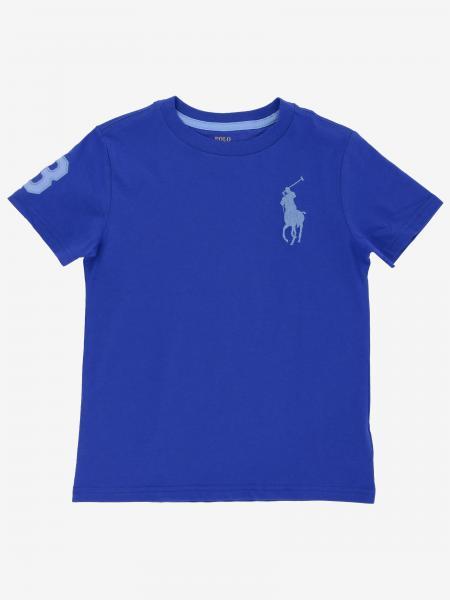 Polo Ralph Lauren Kid logo T恤