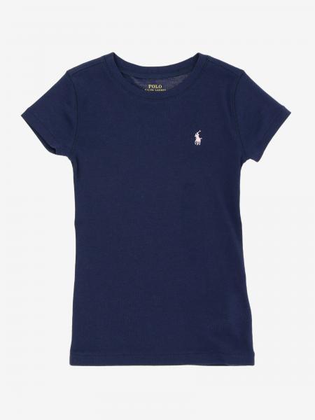 T-shirt Polo Ralph Lauren Kid basique