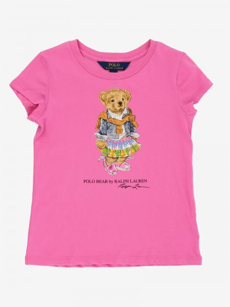 T-shirt enfant Polo Ralph Lauren Kid
