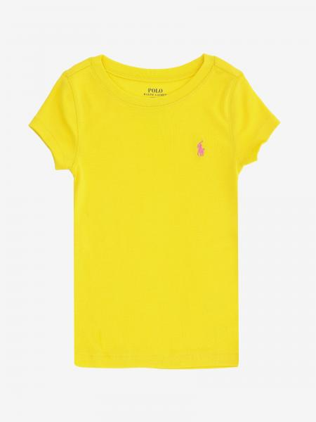 T-shirt Polo Ralph Lauren Toddler basic