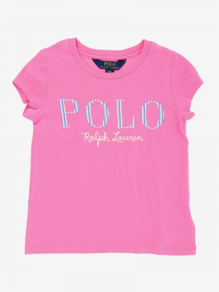 T-shirt Polo Ralph Lauren Toddler avec logo