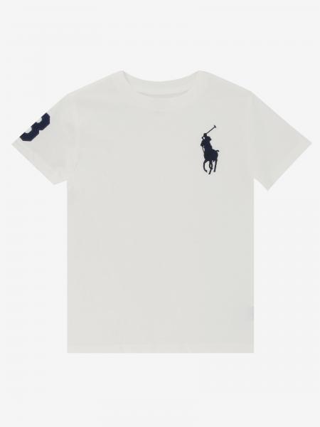 Polo Ralph Lauren Toddler logo T恤