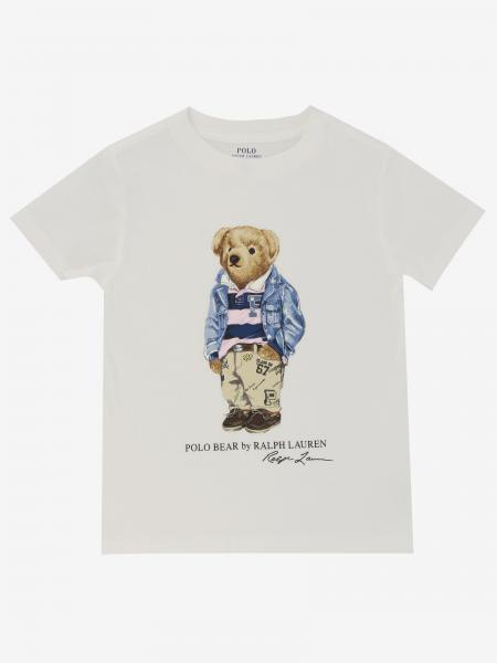 T-shirt kinder Polo Ralph Lauren Toddler