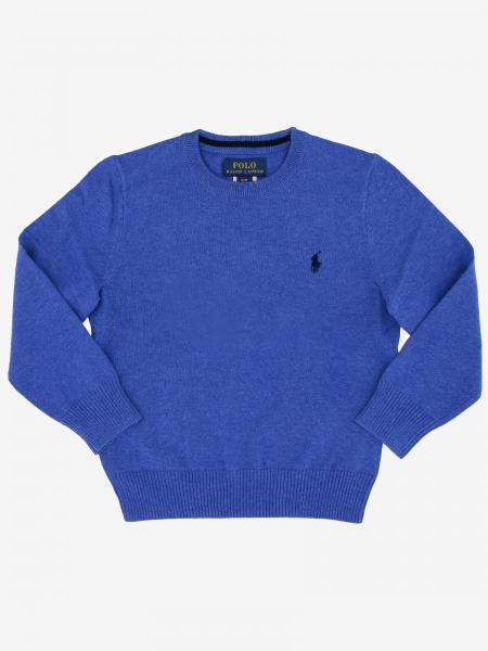 Polo Ralph Lauren Toddler sweater in Pima cotton