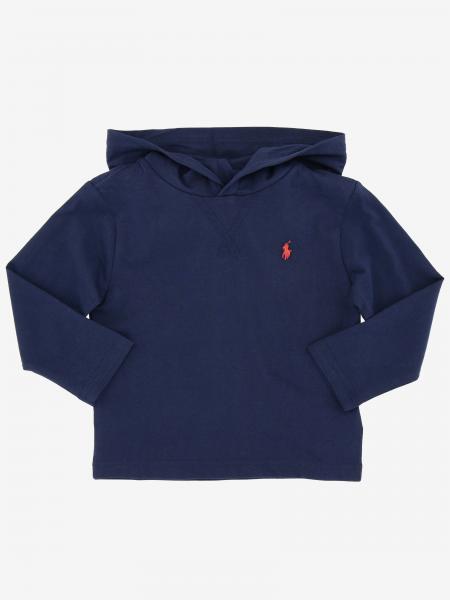 Polo Ralph Lauren Toddler logo连帽卫衣