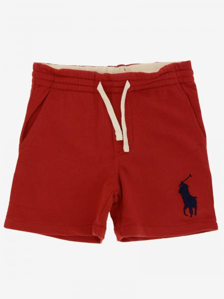 Short Polo Ralph Lauren Toddler avec logo