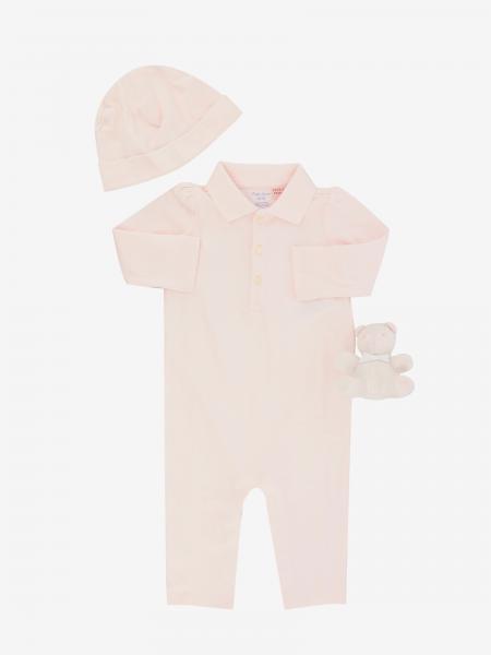 Polo Ralph Lauren Infant 小熊+帽子+ 连体服套装