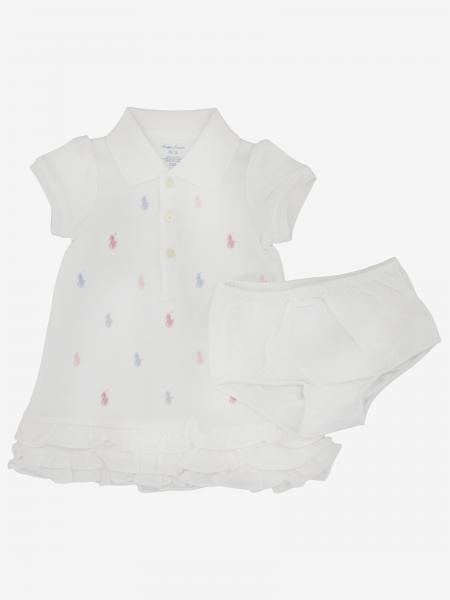 Polo Ralph Lauren Infant 配短裤连衣裙