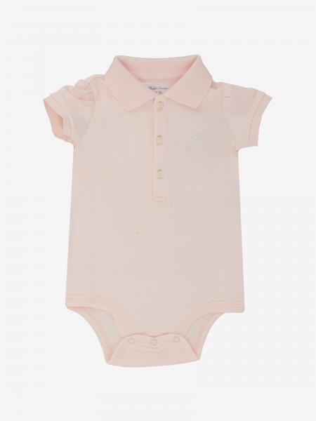 Polo Ralph Lauren Infant logo针织连体服