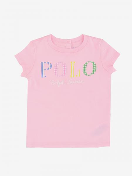 T-shirt Polo Ralph Lauren Infant avec logo