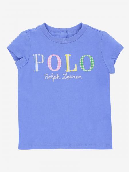 Polo Ralph Lauren Infant logo T恤