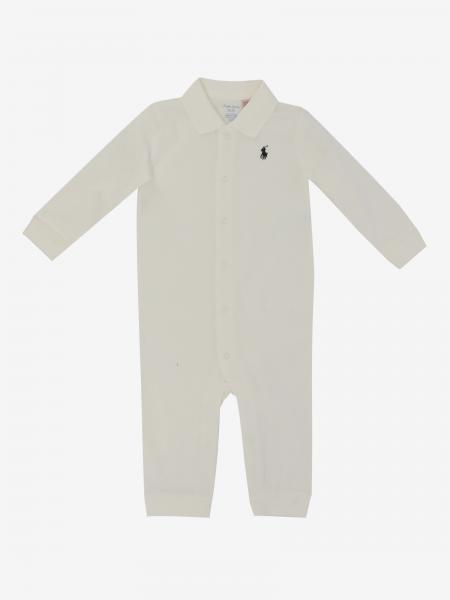 Combinaison Polo Ralph Lauren Infant avec logo