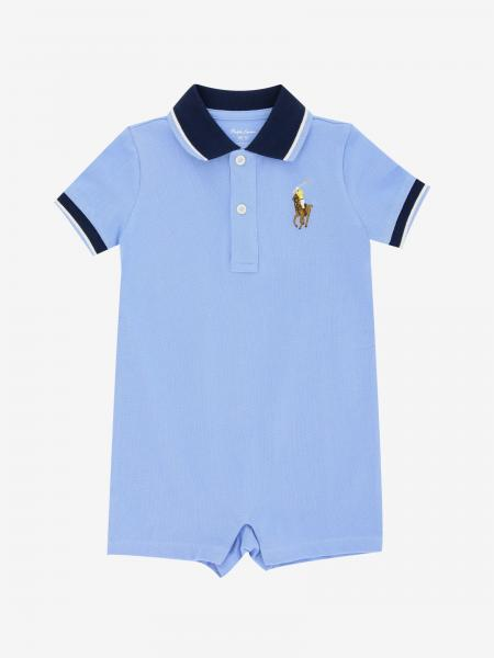 Polo Ralph Lauren Infant logo 连体服