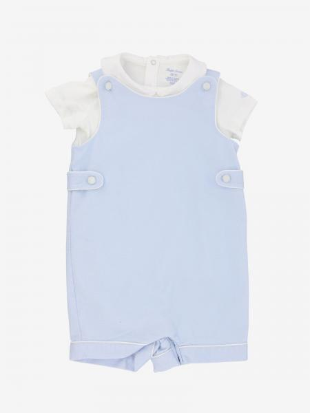 Polo Ralph Lauren Infant jumpsuit with dungarees and bodysuit