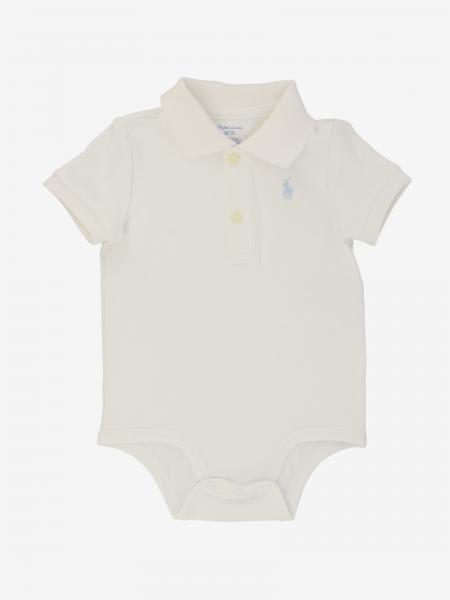 Body Polo Ralph Lauren Infant avec logo